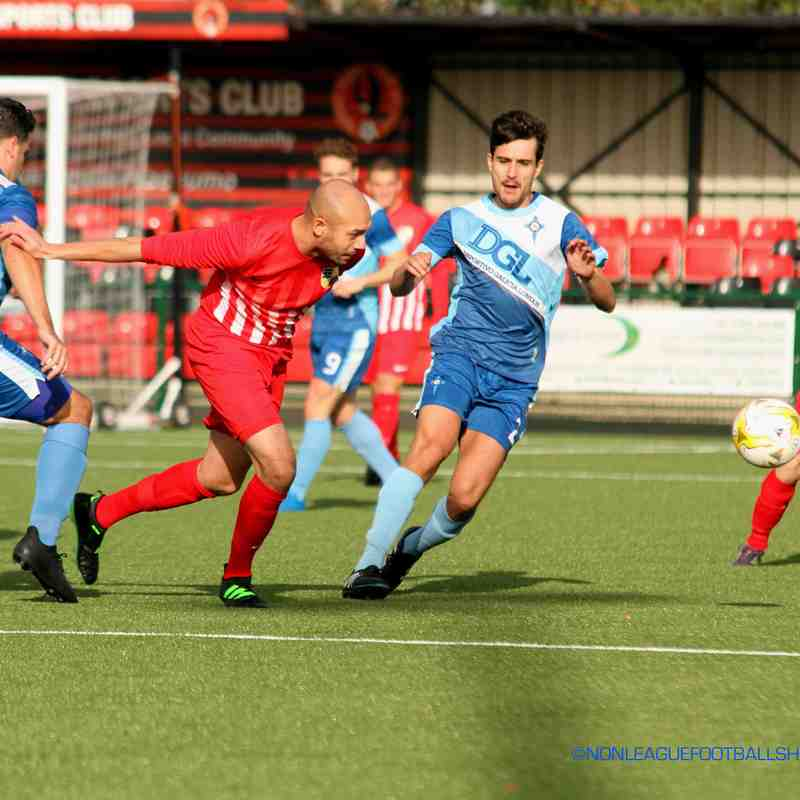 FC Deportivo Galicia V Bedfont & Feltham FC 211017