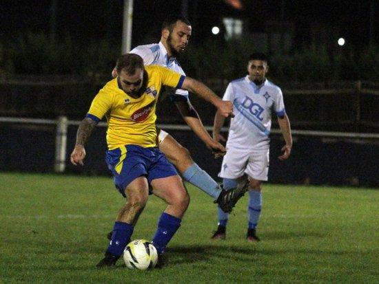 Bedfont & Feltham V FC Deportivo Galacia 021217 ©JSG