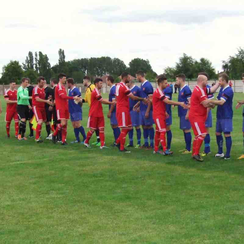 Heys 1 FC United 0 (21st July 15)
