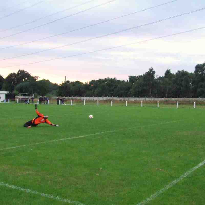 Heys 5 Rochdale Sacred Heart 0 (18 August 2015)