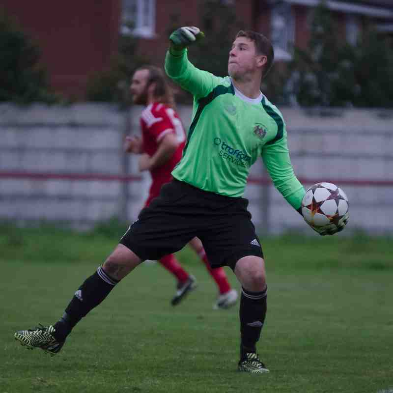 Heys 2 Royton Town 2 (25 August 15) Courtesy of Mark Pollitt Photography