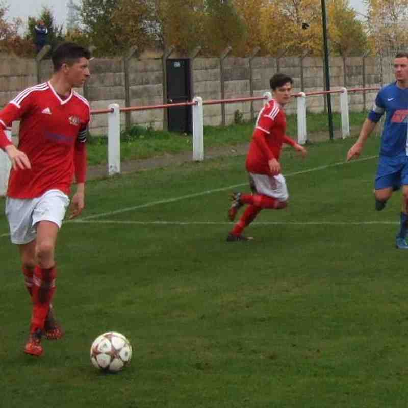 Heys 5 Uppermill 0 (31 Oct 15)