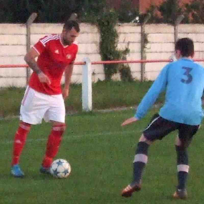 Heys 2 Stockport Georgians 1 (19-4-16)