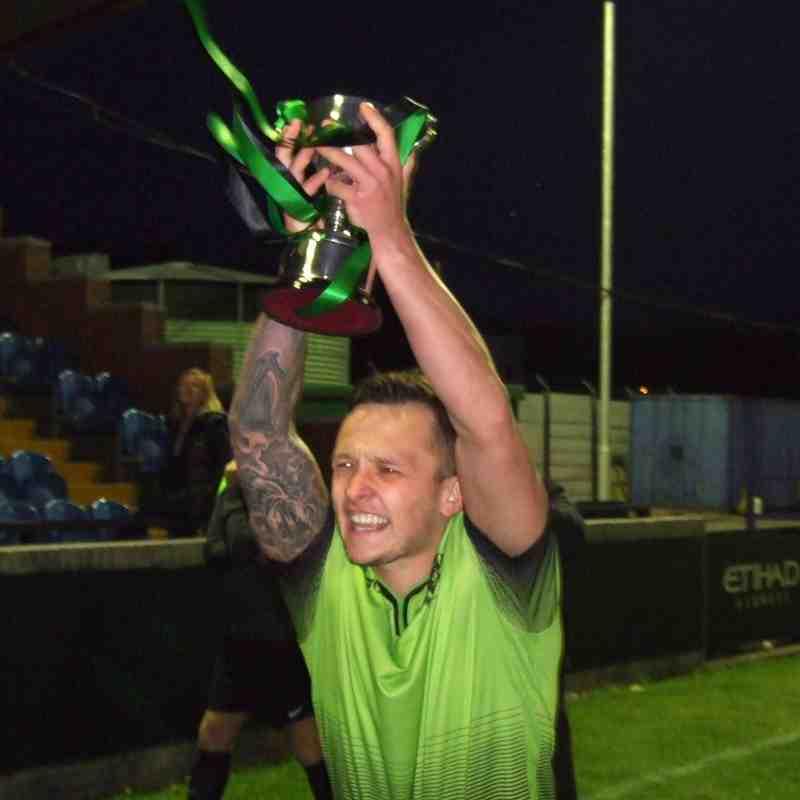 Gilgryst Cup Final : Heys 1 Manchester Gregorians 0 (12-5-16)
