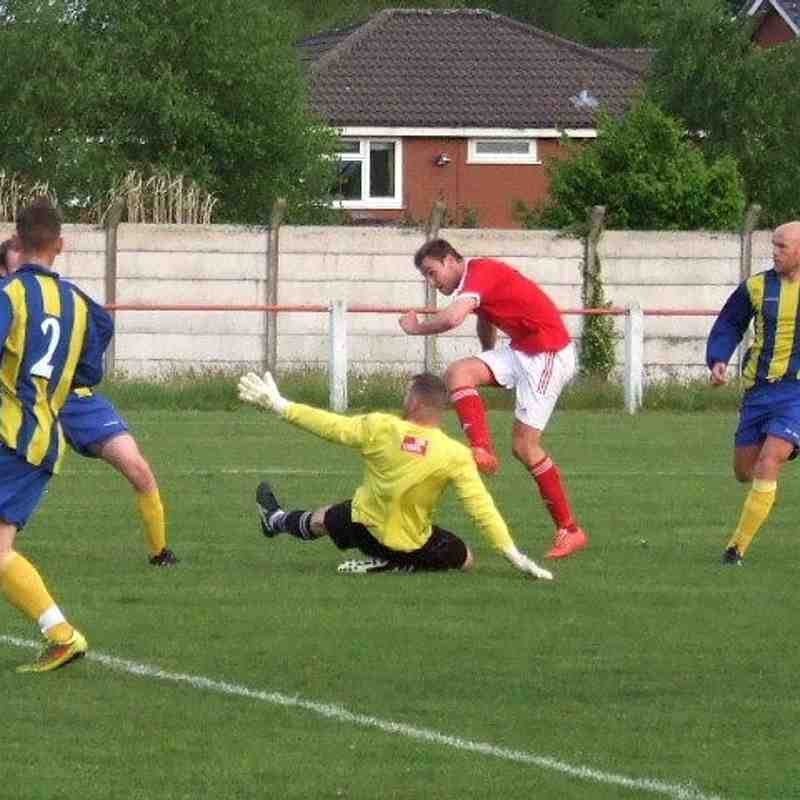 Heys Reserves 2 Rochdale Sacred Heart Reserves 1 (17-5-16)