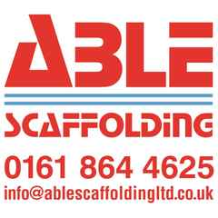 Welcome to ABLE Scaffolding