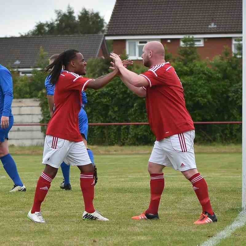 Heys 2 Irlam 3 (pre-Season Friendly 23rd July 2016) images courtesy of Mark Pollitt Photography