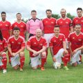 Prestwich Heys  vs. City of Liverpool FC