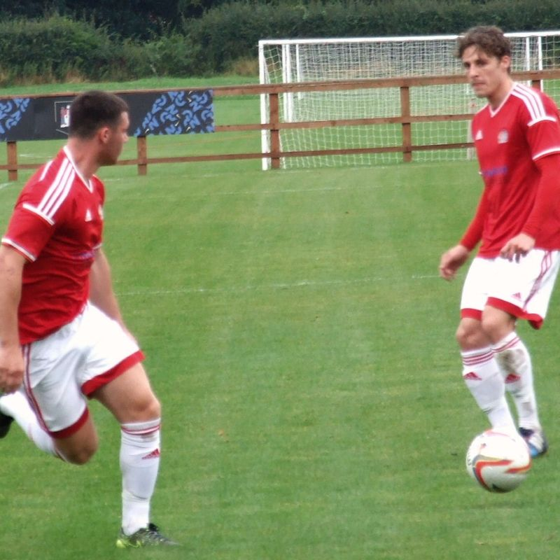 Weekend preview: Heys v Oswestry Town