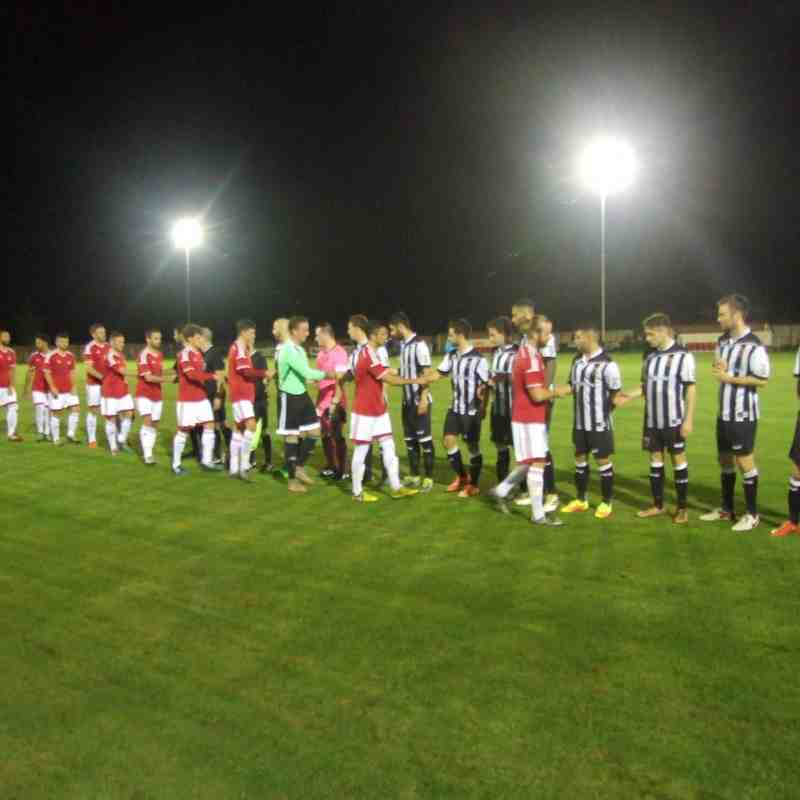 Heys 0 Chorley 5 (pictures courtesy of Martin Ogden) 28th Sep 16