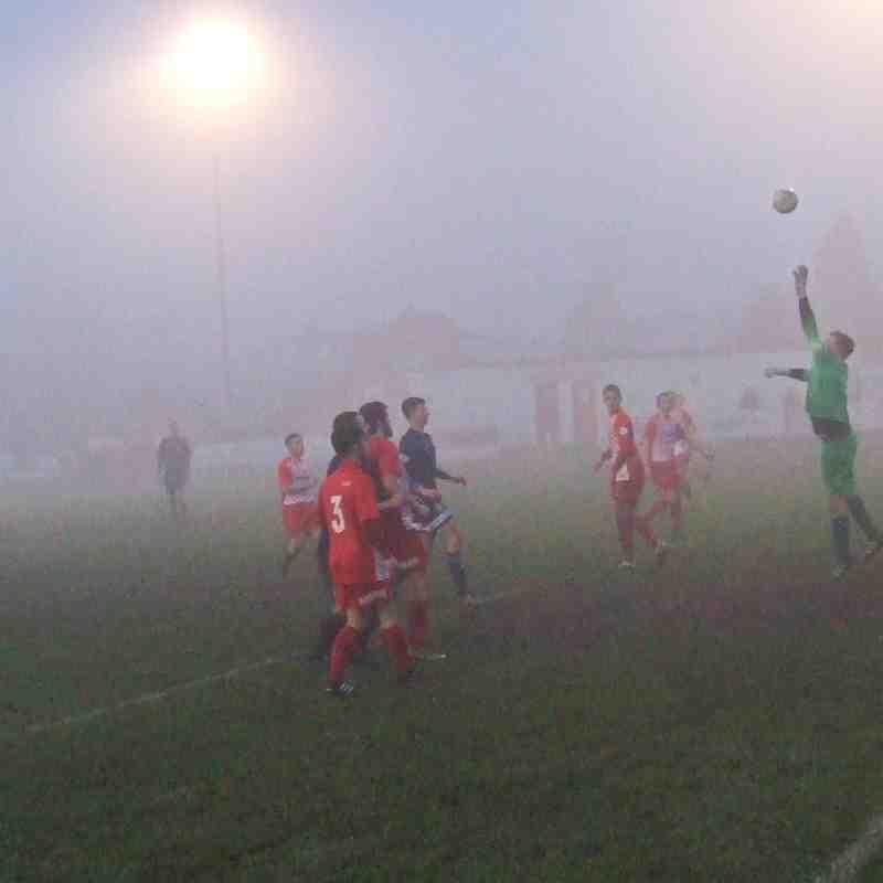 23. Ashton Town v Heys (17-12-16) - abandoned due to fog 55 mins with Heys leading 5-2