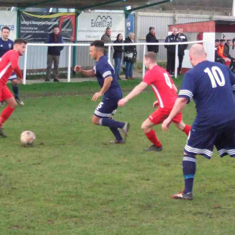 Whitchurch 1 Heys 3 (4 Feb 17)