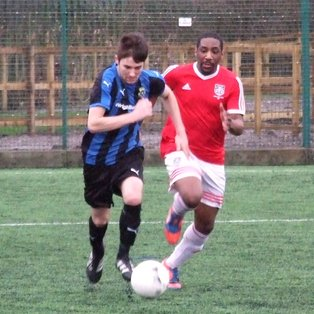 Charles at the double as Reserves hit Seven