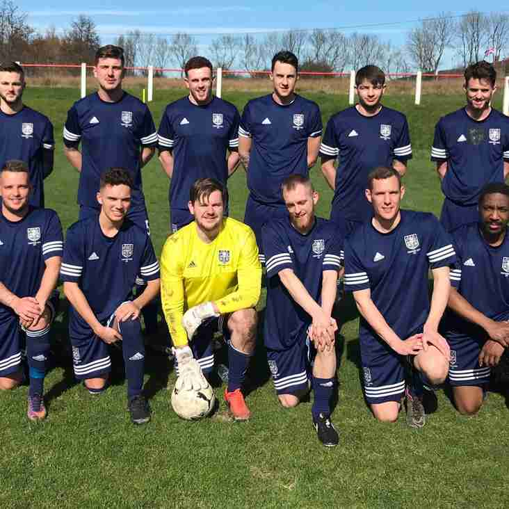 Updated:  CHAMPIONS - Reserves clinch title and promotion