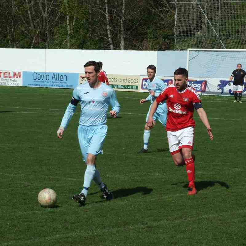 Carlisle City 1 Heys 0 (17-4-17)