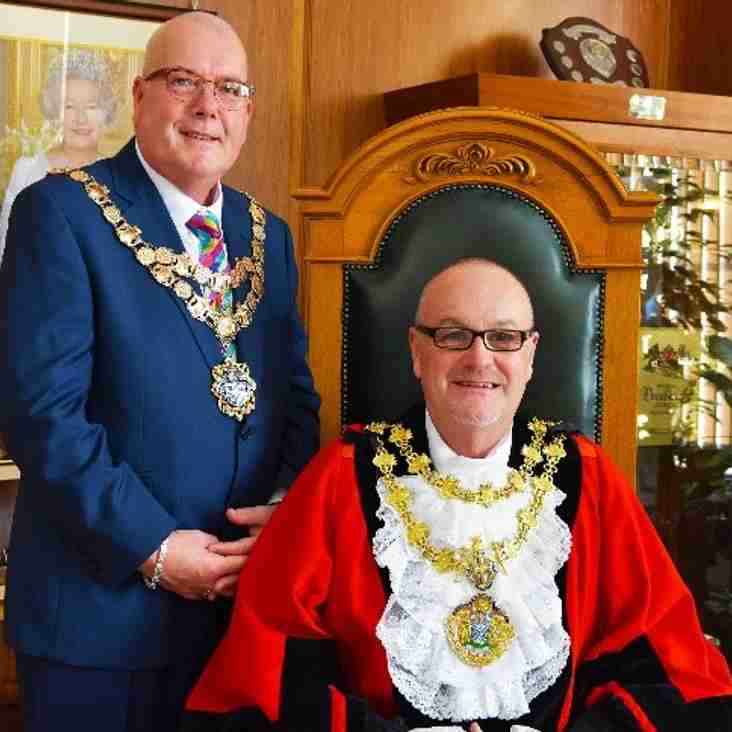 Heys to support Lord Mayors Charity at Whitchurch game