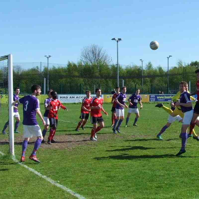 City of Liverpool 4 Heys 0 (22-4-17)