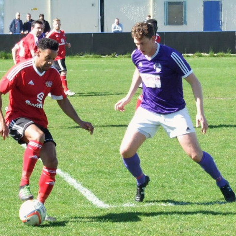 Heys play off hopes end at Liverpool