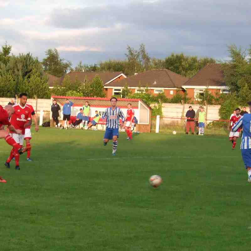 Heys 6 Wythenshawe Amateurs 2 (1st August 17)