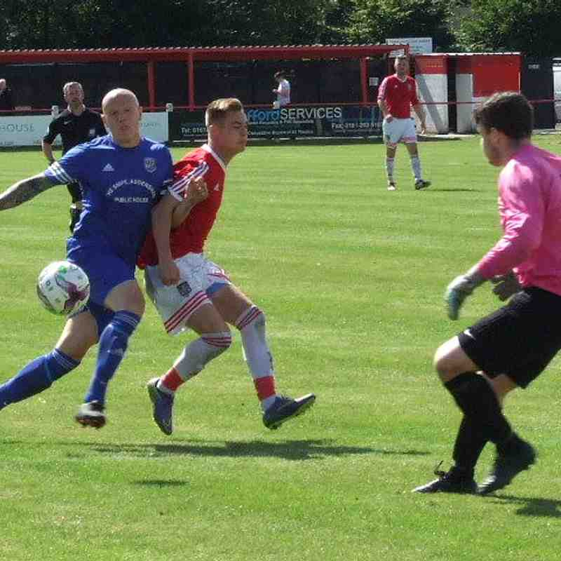 Heys Reserves 2 East Manchester 6 (5 Aug 17)