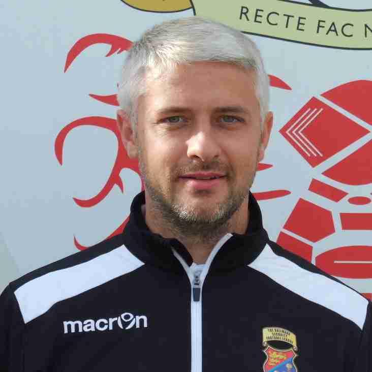 Ryan Hutchinson leaves Heys