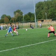 Heys Reserves 8 Golborne 0 (9th Sept. 17)