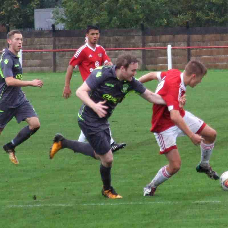 Heys 2 Abbey Hulton United 2