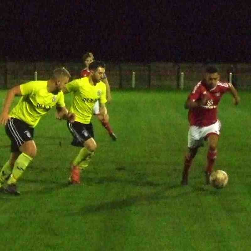 HEYS 4 CHADDERTON 2 (13 October 17)
