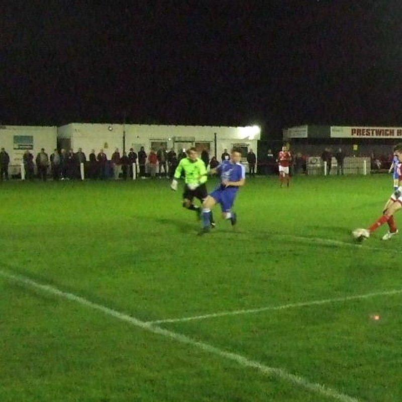 Grimshaw hat-trick fires Heys to victory