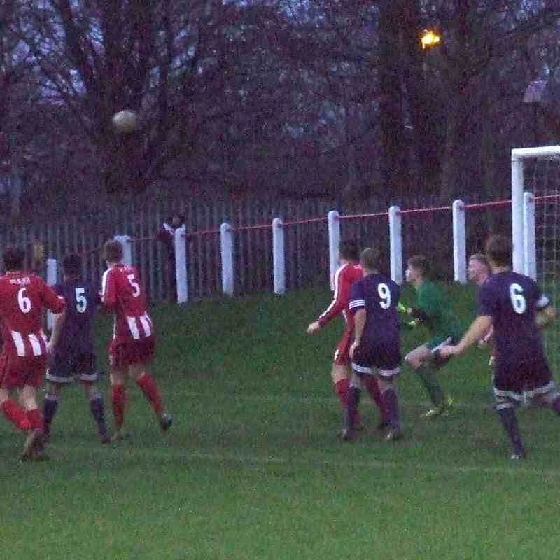 Chadderton 2 Heys 3 (5th April 18)