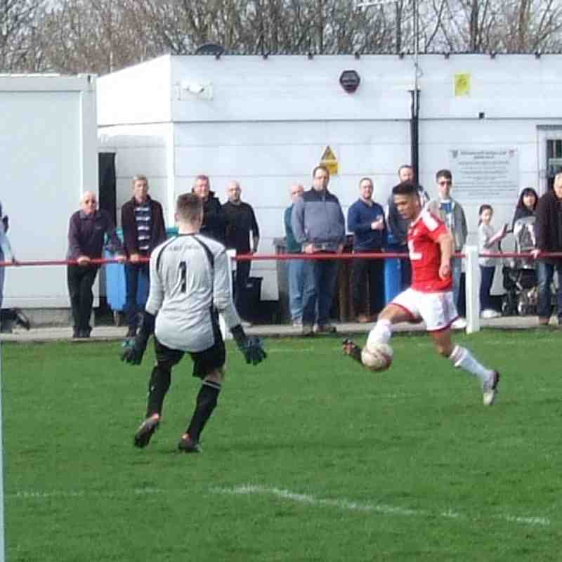 Heys 8 Stockport Town 1 (14 April 18)