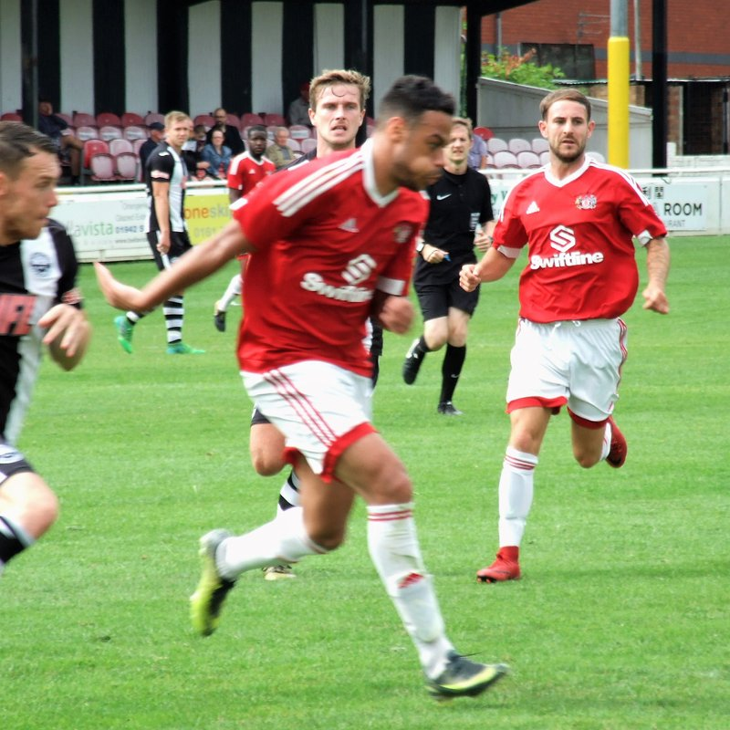 Heys emerge with credit in Colls defeat