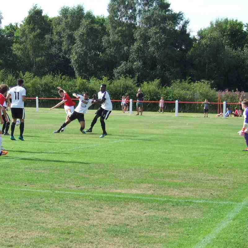 Heys 1 Bacup 0  (4th August 18)