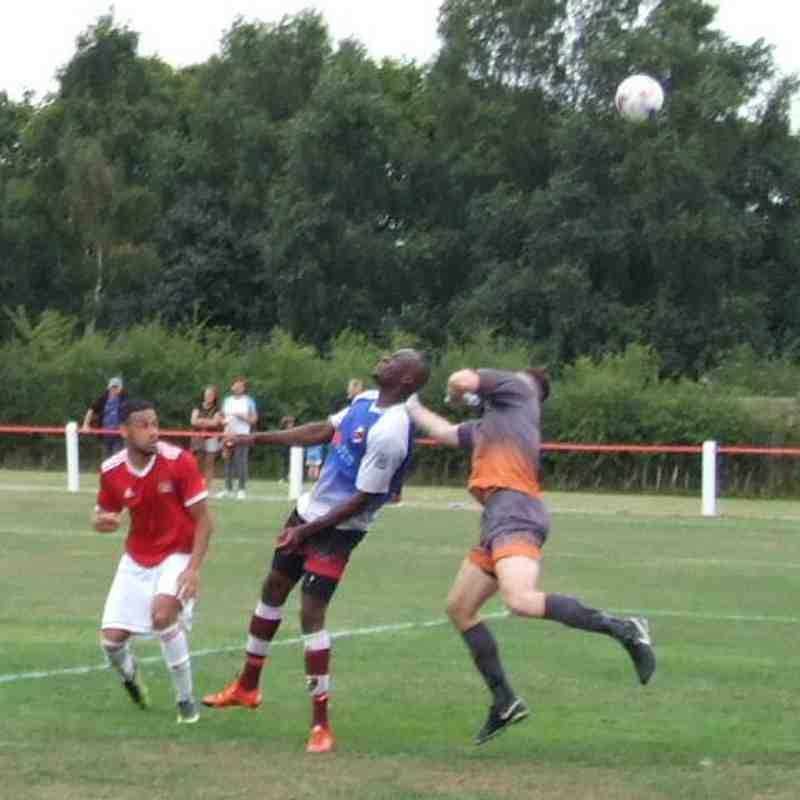 Heys 2 Abbey Hey 1 (FA Cup 11th August 18)