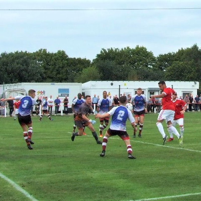Heys mark FA Cup return with victory