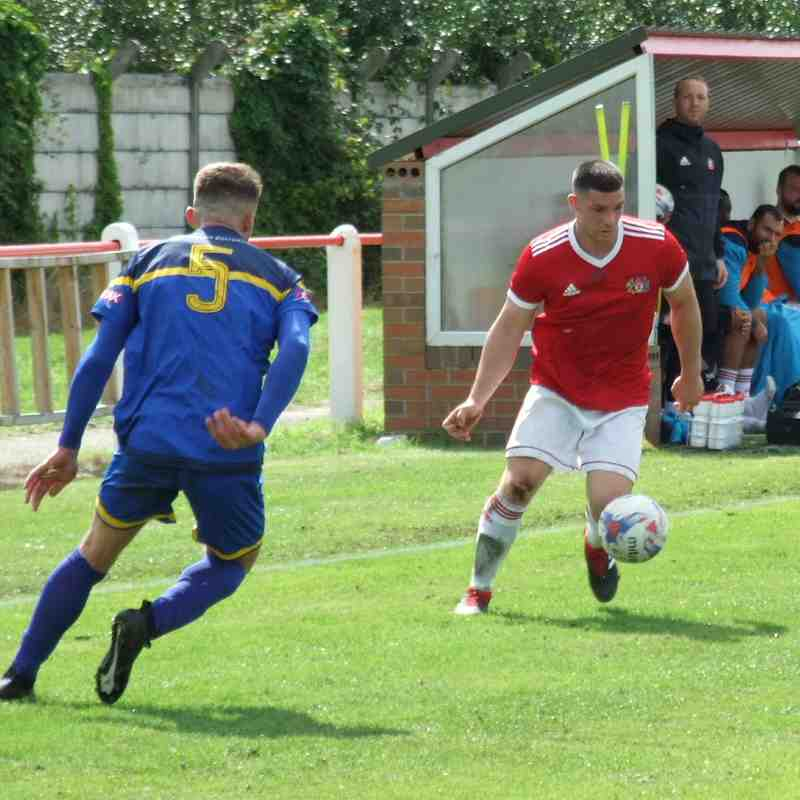 Heys 0 Radcliffe 2 (25th August 18) FA Cup