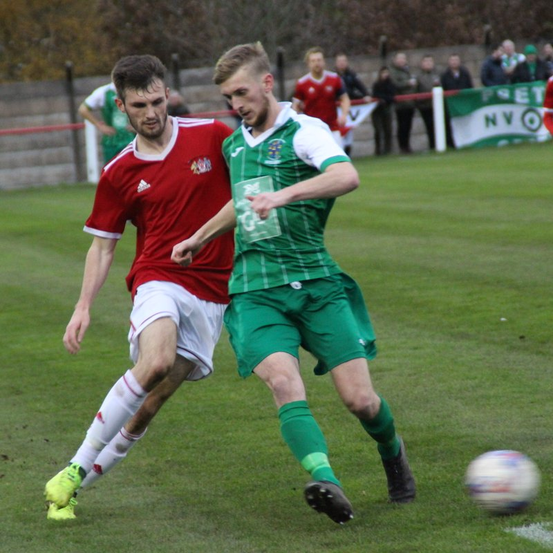 Heys and Northwich draw blanks