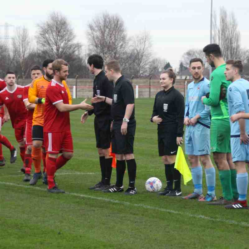 Heys 1 Carlisle City 0 (5 Jan 19) by Christina Openshaw