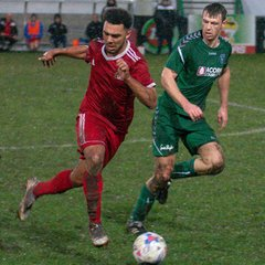 Steeton 0 Heys 3 (pictures by kind permission of John Chapman - Steeton FC)