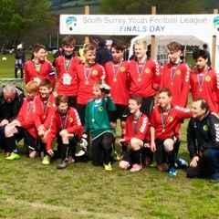 U14 Titans Cup Champions!