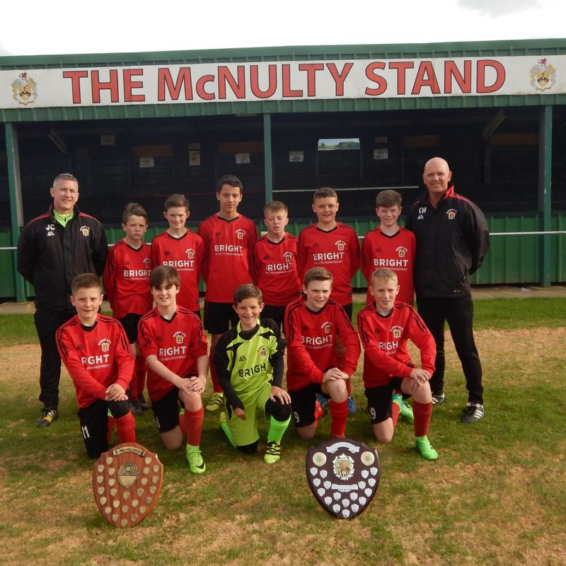 Keighley Shamrocks Tournament vs. Silsden AFC Juniors