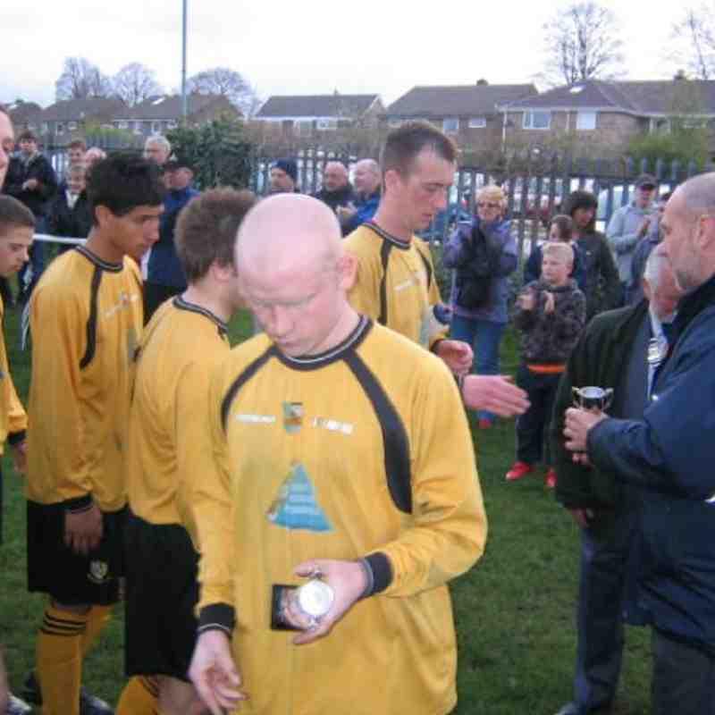Gee Cup Winners 2008