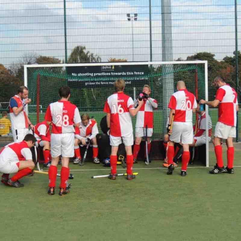 1st XI v Sheffield University Bankers 3rd XI