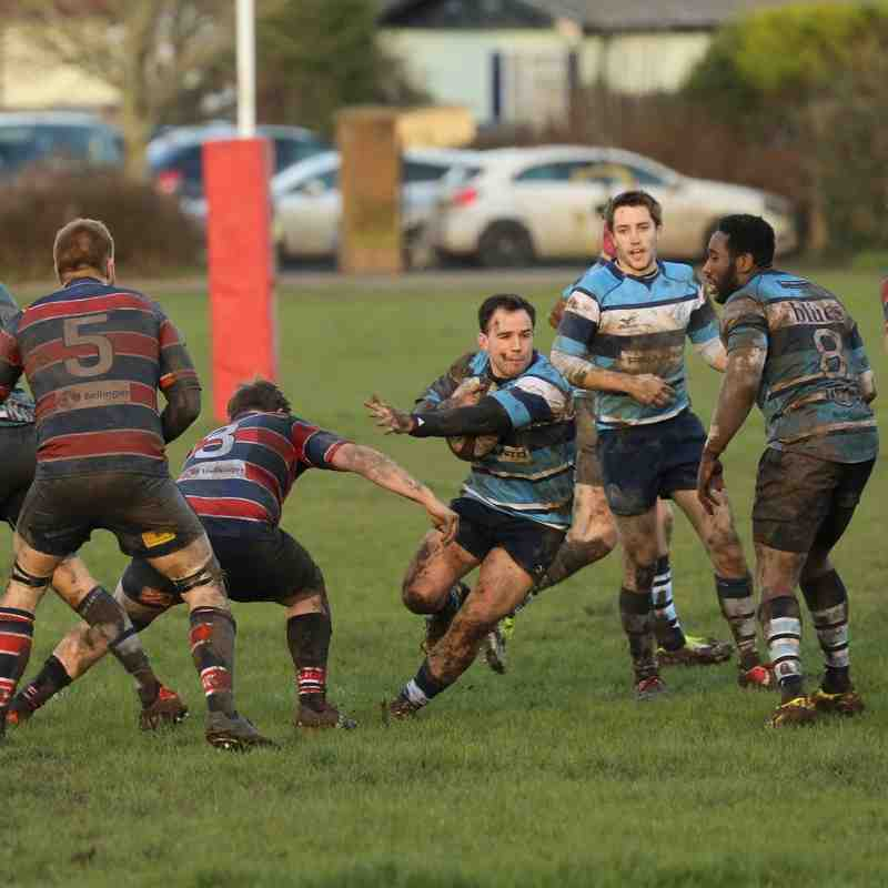 Grove vs Newbury Saturday 16th January 2016