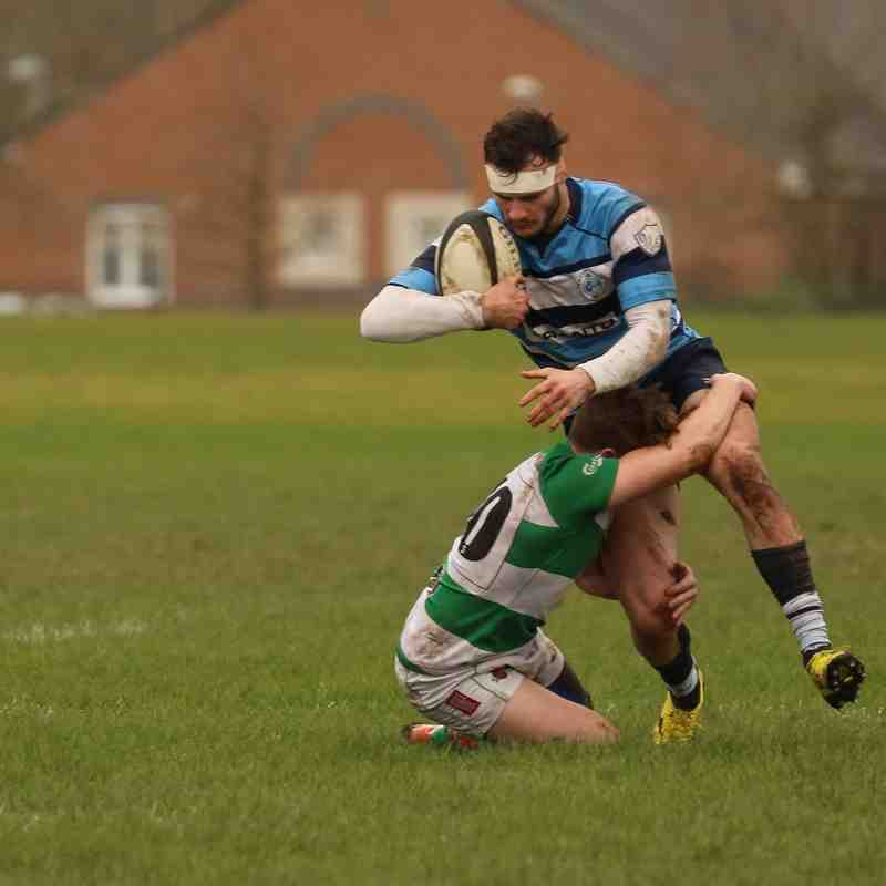 Newbury vs Salisbury Saturday 24th January 2016