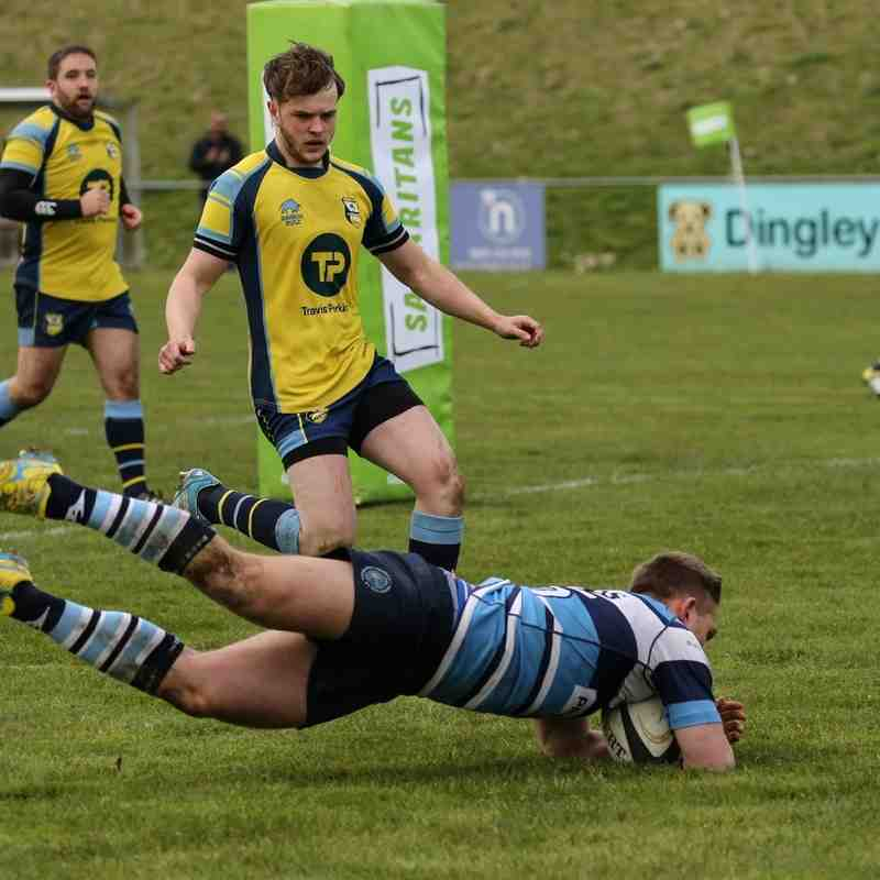 Newbury vs Trowbridge Saturday 23rd April 2016
