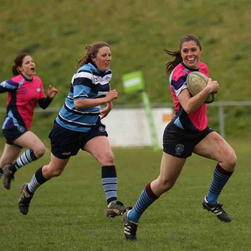 Louise Goodall's Testimonial Match - Saturday 23rd April 2016