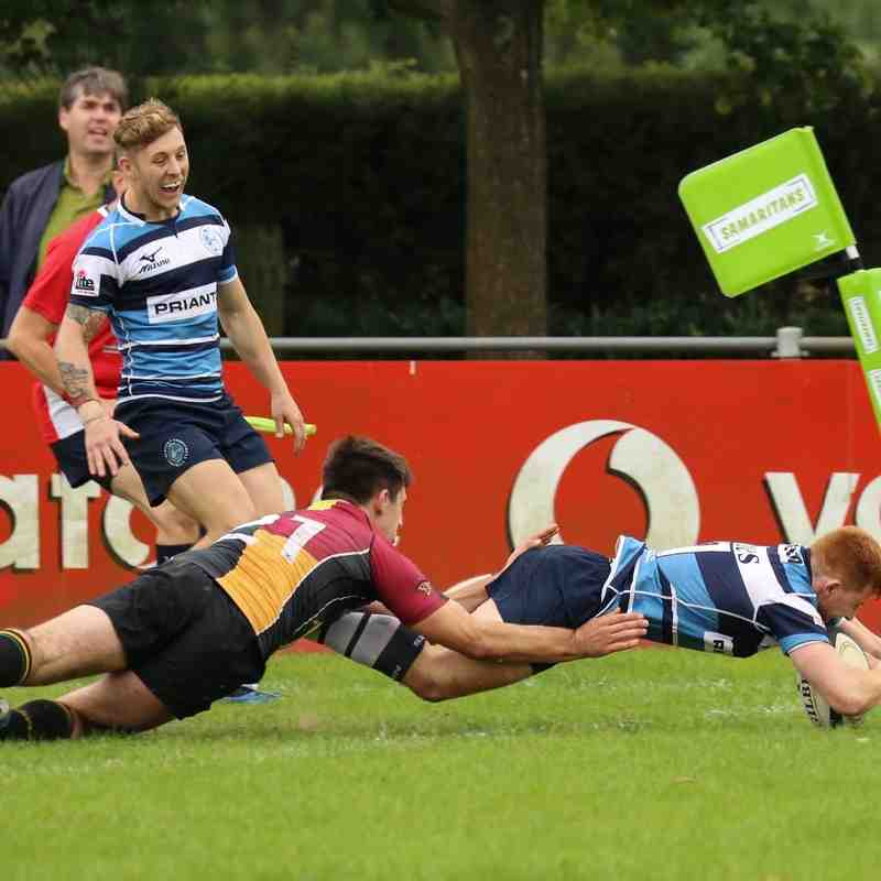 Newbury vs Windsor Saturday 24th September 2016