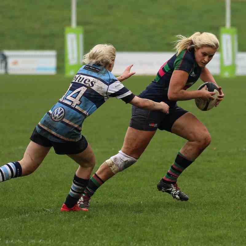 Newbury Ladies vs Reading Abbey Nuns - Saturday 29th October 2016