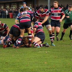 Newbury vs Old Patesians Saturday 26th November 2016